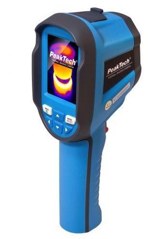 """IR-Wärmebildkamera 2,8"""", 220x160 px, -20°C … 300°C, mit Micro USB Kabel"""