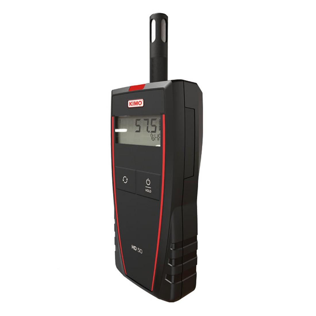 KIMO HD 50 Thermo-Hygrometer für Temperatur, Feuchte