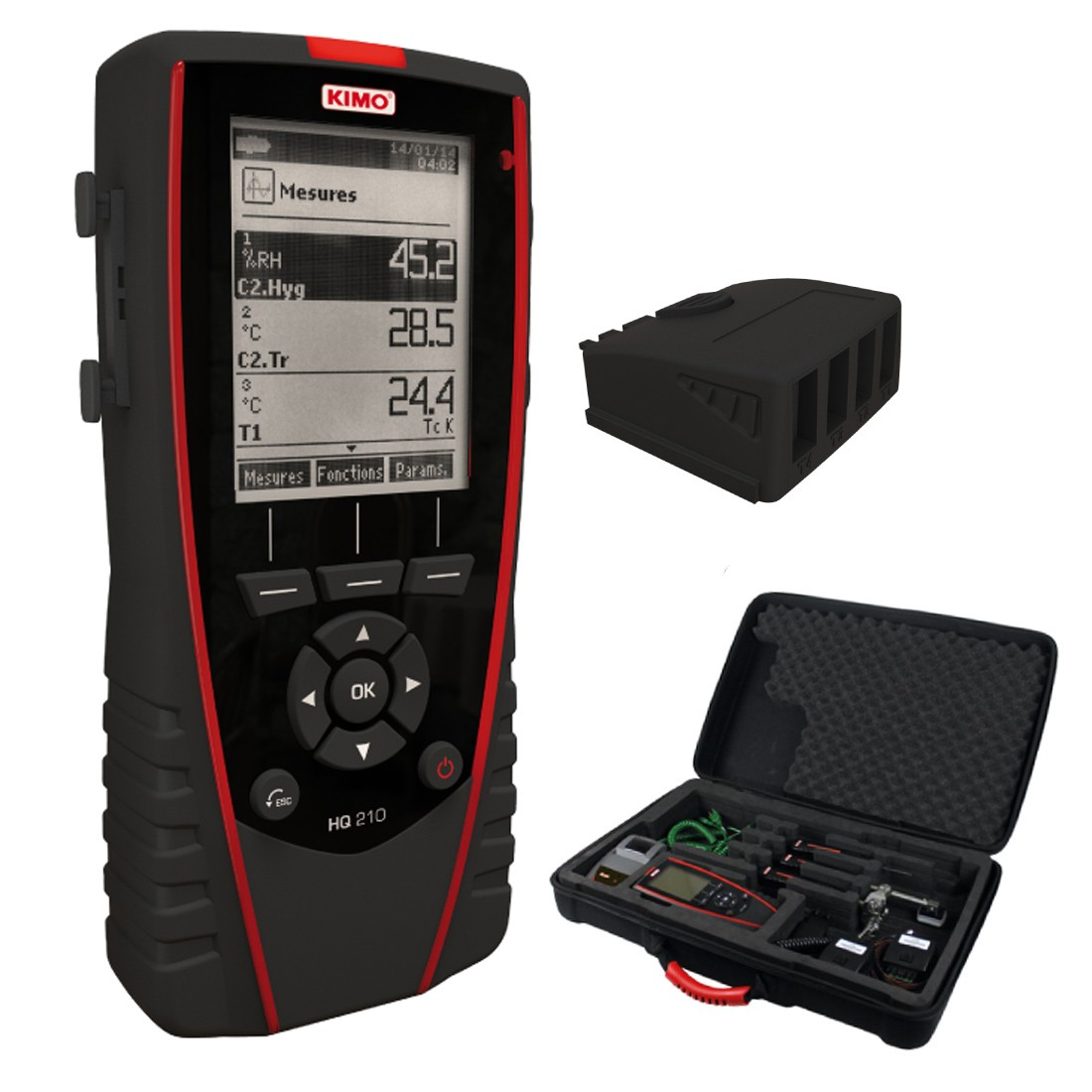 KIMO TM 210 Profithermometer