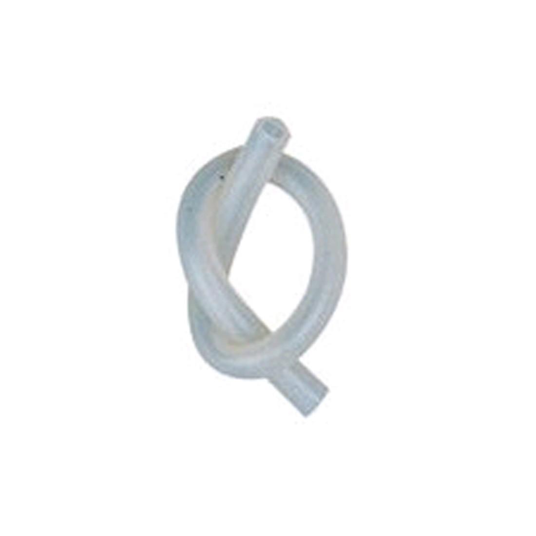 Silikon-Schlauch, durchsichtig, 5,0 x 1,5 mm, lfd. Meter