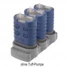 Ladegerät für drei CASELLA Tuff-Pumpen