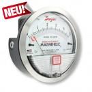 DWYER Magnehelic Serie 2000-HA hochgenaues Differenzdruckmanometer