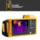 Fluke Expert Series TiX560 Wärmebildkamera, Autofokus-System LaserSharp™, Touchscreen, -20 °C bis +1200 °C, 320 x 240 Pixel, 9 Hz oder 60 Hz