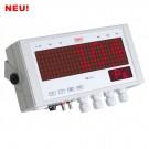 KIMO CA 310 Differenzdruck- und Multifunktions-Messumformer mit großer Digitalanzeige, optional mit Strömungsfunktion