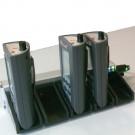 DS-5 Batterie-Ladestation mit Mini-USB Kabel für 5 KIMO-Schalldosimeter