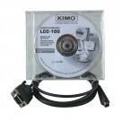 KIMO LCC100 Parametriersoftware für KIMO Transmitter der Klasse 100