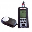 KIMO LX-200 Luxmeter zur Messung der Lichtstärke mit 99 Tage Speicher und Auswertesoftware