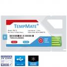TempMate-PDF 15 Tage Einweg-Datenlogger Temperatur, VPE 20 Stk.