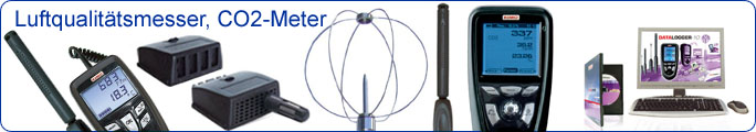 Luftqualitätsmesser, CO2-Meter